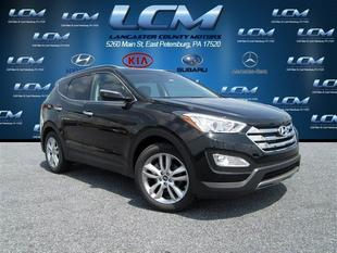 2013 Hyundai Santa Fe Sport 2.0T SUV for sale in East Petersburg for $26,999 with 4,242 miles.