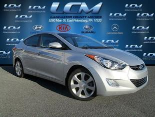 2013 Hyundai Elantra Limited Sedan for sale in East Petersburg for $17,878 with 15,972 miles.