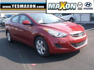 2011 Hyundai Elantra GLS Sedan for sale in Union for $14,194 with 32,962 miles.
