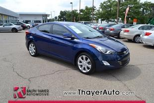 2013 Hyundai Elantra Limited Sedan for sale in Livonia for $17,560 with 12,309 miles.