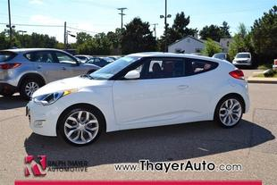 2012 Hyundai Veloster Hatchback for sale in Livonia for $13,899 with 42,788 miles.