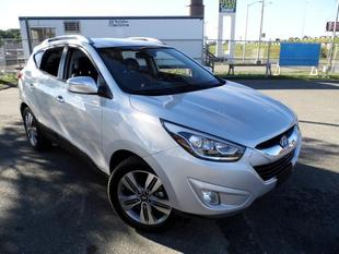 2014 Hyundai Tucson Limited SUV for sale in Springfield for $21,995 with 9,885 miles.