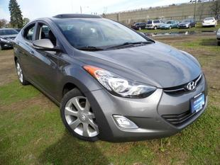 2013 Hyundai Elantra Limited Sedan for sale in Springfield for $14,086 with 43,822 miles.