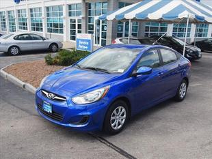 2013 Hyundai Accent Sedan for sale in Manchester for $13,829 with 37,746 miles.