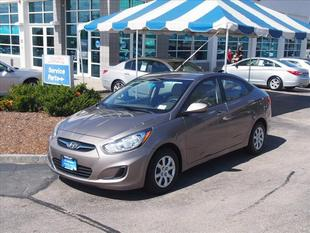 2013 Hyundai Accent Sedan for sale in Manchester for $11,516 with 36,715 miles.
