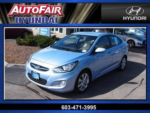 2013 Hyundai Accent Sedan for sale in Manchester for $13,727 with 15,635 miles.