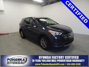2014 Hyundai Santa Fe Sport SUV for sale in Fredericksburg for $23,300 with 18,064 miles.