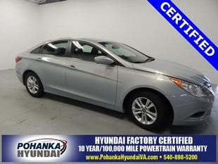 2013 Hyundai Sonata GLS Sedan for sale in Fredericksburg for $15,809 with 33,956 miles.
