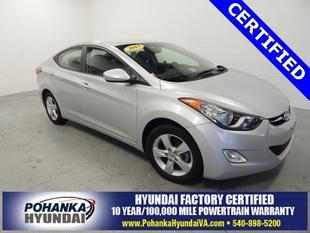 2013 Hyundai Elantra GLS Sedan for sale in Fredericksburg for $13,891 with 36,268 miles.