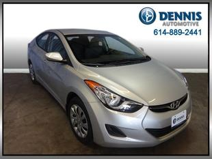 2012 Hyundai Elantra GLS Sedan for sale in Columbus for $15,195 with 21,730 miles.