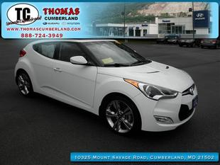2013 Hyundai Veloster Base Hatchback for sale in Cumberland for $16,911 with 34,091 miles.