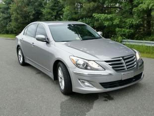 2012 Hyundai Genesis 3.8 Sedan for sale in Chester for $20,571 with 50,418 miles.