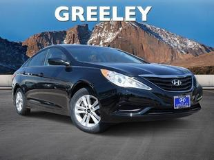 2012 Hyundai Sonata GLS Sedan for sale in Greeley for $16,100 with 24,177 miles.