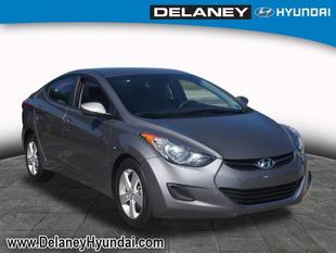 2013 Hyundai Elantra GLS Sedan for sale in Indiana for $13,488 with 35,549 miles.