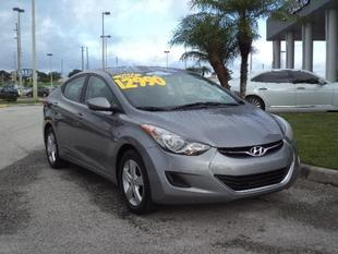 2011 Hyundai Elantra GLS Sedan for sale in Winter Haven for $12,990 with 55,502 miles.
