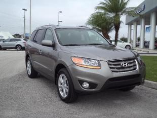2011 Hyundai Santa Fe Limited SUV for sale in Winter Haven for $18,955 with 50,275 miles.