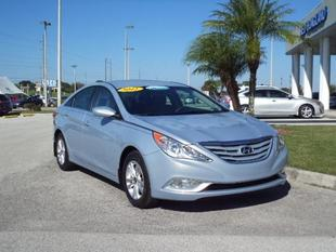 2013 Hyundai Sonata GLS Sedan for sale in Winter Haven for $15,000 with 17,471 miles.