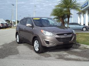 2011 Hyundai Tucson GLS SUV for sale in Winter Haven for $16,950 with 26,824 miles.
