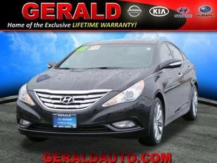 2012 Hyundai Sonata Limited 2.0T Sedan for sale in North Aurora for $19,300 with 48,184 miles.