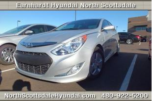 2012 Hyundai Sonata Hybrid Base Sedan for sale in Scottsdale for $15,488 with 53,192 miles.