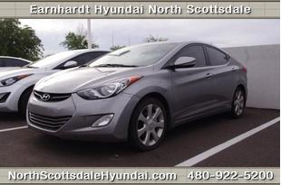 2012 Hyundai Elantra Limited Sedan for sale in Scottsdale for $12,988 with 49,323 miles.