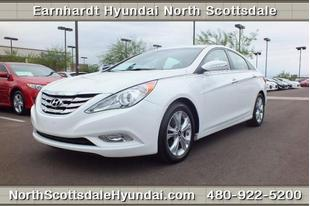 2011 Hyundai Sonata Limited Sedan for sale in Scottsdale for $14,988 with 43,000 miles.