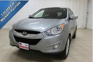 2012 Hyundai Tucson Limited SUV for sale in Massillon for $21,000 with 32,676 miles.