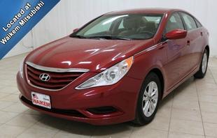 2013 Hyundai Sonata GLS Sedan for sale in Massillon for $15,980 with 41,184 miles.