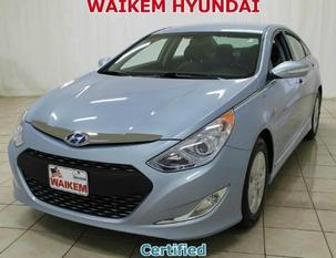 2012 Hyundai Sonata Hybrid Base Sedan for sale in Massillon for $16,000 with 42,334 miles.
