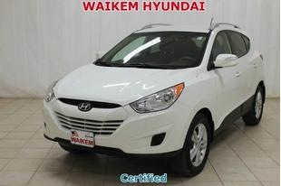 2012 Hyundai Tucson GLS SUV for sale in Massillon for $19,000 with 25,190 miles.