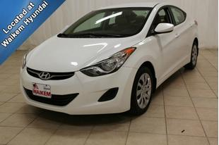 2012 Hyundai Elantra GLS Sedan for sale in Massillon for $15,000 with 25,525 miles.
