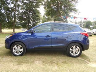 2012 Hyundai Tucson GLS SUV for sale in Nacogdoches for $18,995 with 47,760 miles.