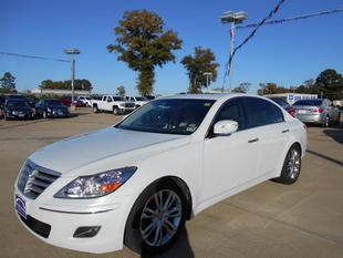 2011 Hyundai Genesis 3.8 Sedan for sale in Nacogdoches for $23,995 with 47,440 miles.