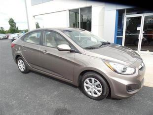 2013 Hyundai Accent GLS Sedan for sale in Muncy for $13,993 with 37,106 miles.