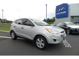 2011 Hyundai Tucson GL SUV for sale in New Haven for $15,999 with 47,083 miles.
