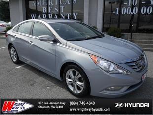2011 Hyundai Sonata Limited Sedan for sale in Staunton for $19,988 with 40,104 miles.