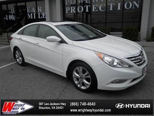 2013 Hyundai Sonata Limited Sedan for sale in Staunton for $23,988 with 16,816 miles.