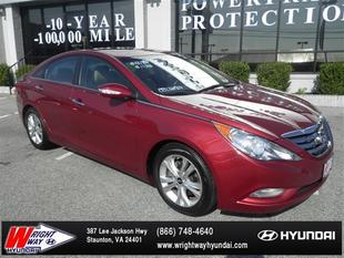 2011 Hyundai Sonata Limited Sedan for sale in Staunton for $17,988 with 56,381 miles.