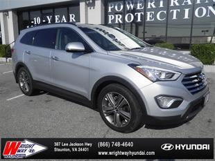 2014 Hyundai Santa Fe GLS SUV for sale in Staunton for $36,988 with 10,524 miles.