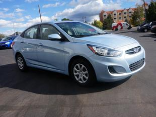 2012 Hyundai Accent GLS Sedan for sale in Flagstaff for $13,999 with 46,010 miles.
