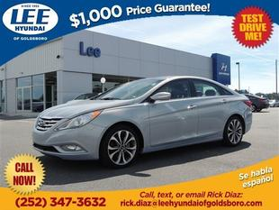 2013 Hyundai Sonata Limited 2.0T Sedan for sale in Goldsboro for $22,300 with 22,643 miles.