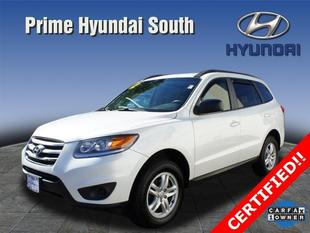 2012 Hyundai Santa Fe GLS SUV for sale in Quincy for $17,300 with 49,352 miles.