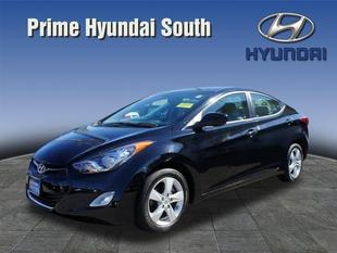 2012 Hyundai Elantra GLS Sedan for sale in Quincy for $13,500 with 26,443 miles.