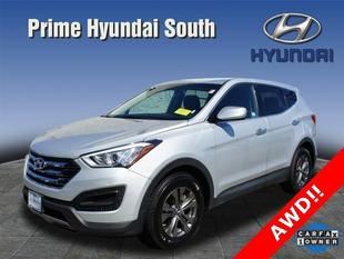 2013 Hyundai Santa Fe Sport SUV for sale in Quincy for $21,900 with 34,378 miles.