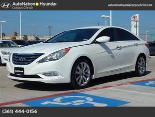 2011 Hyundai Sonata SE Sedan for sale in Corpus Christi for $14,494 with 51,244 miles.