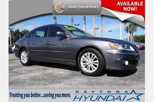 2011 Hyundai Azera GLS Sedan for sale in Daytona Beach for $16,500 with 30,541 miles.