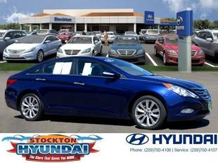 2012 Hyundai Sonata Limited 2.0T Sedan for sale in Stockton for $18,998 with 42,200 miles.