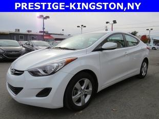 2013 Hyundai Elantra GLS Sedan for sale in Kingston for $12,998 with 32,903 miles.