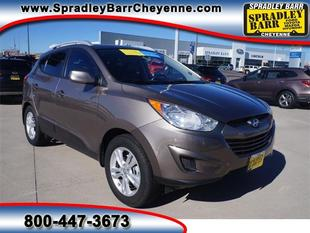 2010 Hyundai Tucson SUV for sale in Cheyenne for $18,991 with 47,227 miles.