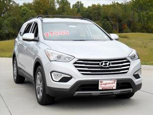 2013 Hyundai Santa Fe GLS SUV for sale in Parkersburg for $27,954 with 11,560 miles.